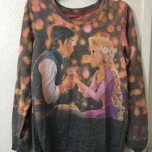 Disney's Tangled sweater